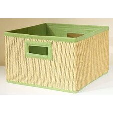 Links Storage Baskets in Lime Green (Set of 3) (Set of 3)