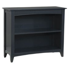 Shaker Cottage Bookcase in Black