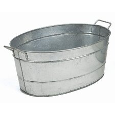 <strong>Minuteman International</strong> Galvanized Steel Tub