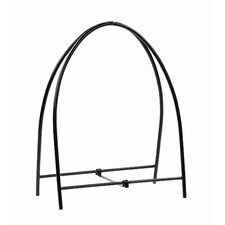 Wrought Iron Wood Holder