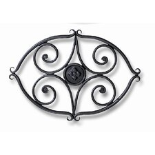 Scroll Wrought Iron Trivet