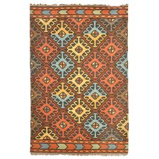Abigail Indoor/Outdoor Kilim Rug