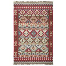 Deven Indoor/Outdoor Kilim Rug