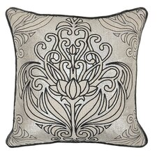 <strong>Classic Home</strong> Pewter Accent Pillow