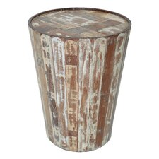 Harbor Barrel Side Table