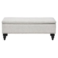 Debra Upholstered Storage Bedroom Bench