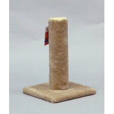 Carpet Scratching Post in Tan
