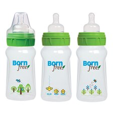 <strong>Born Free</strong> Decorated Bottle (Three Pack)