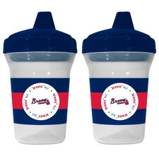 MLB Sippy Cup (Set of 2)