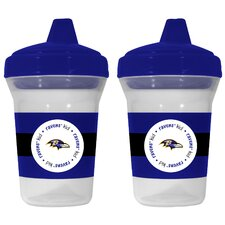 NFL Sippy Cup (Set of 2)