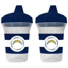 <strong>Baby Fanatic</strong> NFL Sippy Cup (Set of 2)