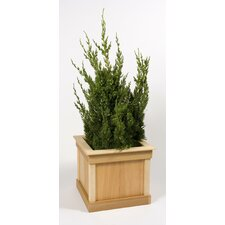 <strong>Baltic Leisure</strong> Square Cedar Planter