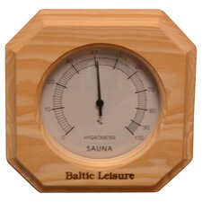 <strong>Baltic Leisure</strong> Deluxe Hygrometer