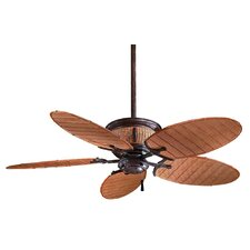 "52"" Shangri-La 5 Blade Indoor / Outdoor Ceiling Fan"