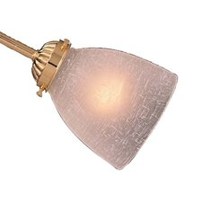 "<strong>Minka Aire</strong> 2.25"" Neck Linen Glass Shade for Ceiling Fan Light Kit"