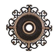 Ceiling Medallion for Napoli Ceiling Fan