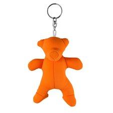 """Schlüsselanhänger """"Bär"""" in Orange"""