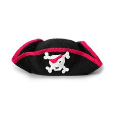 Kids' Pirate Crochet Hat