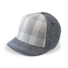Kids' Plaid Tucker Hat