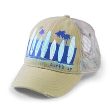 Kids' Surfboard Trucker Hat