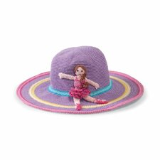 Kids' Ballerina Floppy Hat