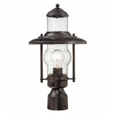 Settlers Way 1 Light Outdoor Post Lantern