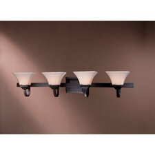 Agilis 4 Light Vanity Light