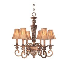 <strong>Minka Lavery</strong> Salon Grand Chandelier with Optional Medallion