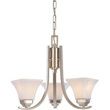 <strong>Minka Lavery</strong> Agilis 3 Light Mini Chandelier