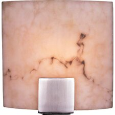 Square 2 Light Wall Sconce
