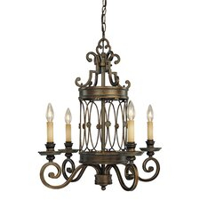 Atterbury 4 Light Chandelier