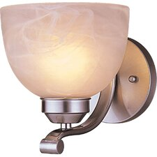 <strong>Minka Lavery</strong> Paradox 1 Light Wall Sconce