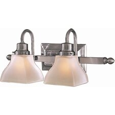 Mission Ridge 2 Light Vanity Light