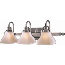 Mission Ridge 3 Light Vanity Light