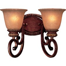 <strong>Minka Lavery</strong> Belcaro 2 Light Wall Sconce