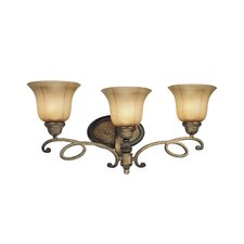 La Cecilia 3 Light Wall Sconce