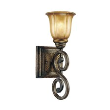 <strong>Minka Lavery</strong> Brompton 1 Light Wall Sconce