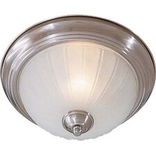 <strong>Minka Lavery</strong> 1 Light Flush Mount