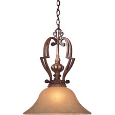 Belcaro 1 Light Nook Mini Inverted Pendant