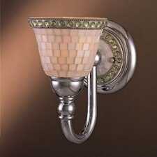 Piastrella 1 Light Wall Sconce