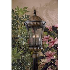 <strong>Minka Lavery</strong> Kent Place 4 Light Outdoor Post Lantern