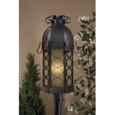 Montalbo 1 Light Outdoor Post Lantern