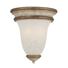 Accents Provence 2 Light Wall Sconce