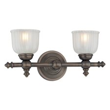 Fordyce 2 Light Vanity Light