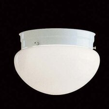 "5.25"" 1 Light Flush Mount"