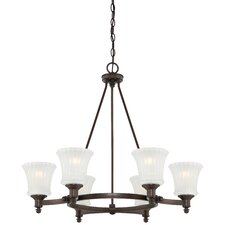 <strong>Minka Lavery</strong> Hayvenhurst 6 Light Chandelier