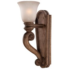 Abbott Place 1 Light Wall Sconce