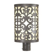 Nanti 1 Light Outdoor Post Lantern