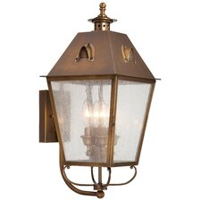 Edenshire 4 Light Outdoor Wall Sconce