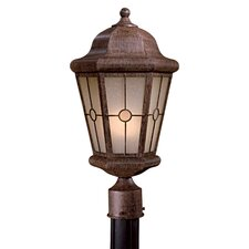 <strong>Minka Lavery</strong> Montellero 1 Light Outdoor Post Lantern